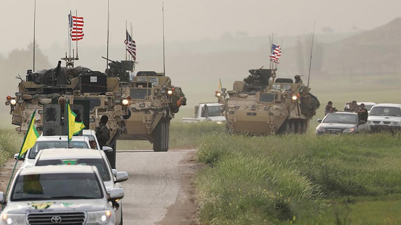 VIDEO: Al menos cinco muertos tras un ataque suicida contra un convoy kurdo-estadounidense en Siria