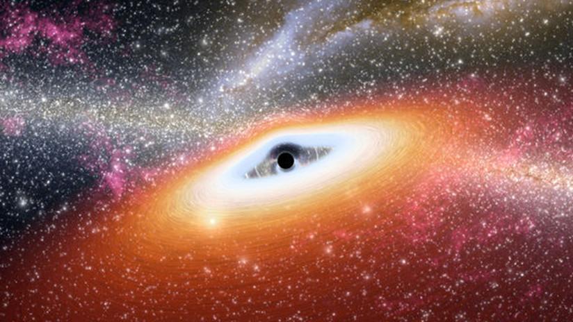 Obtienen pruebas de laboratorio de la teoría de 'radiación de Hawking' sobre los agujeros negros