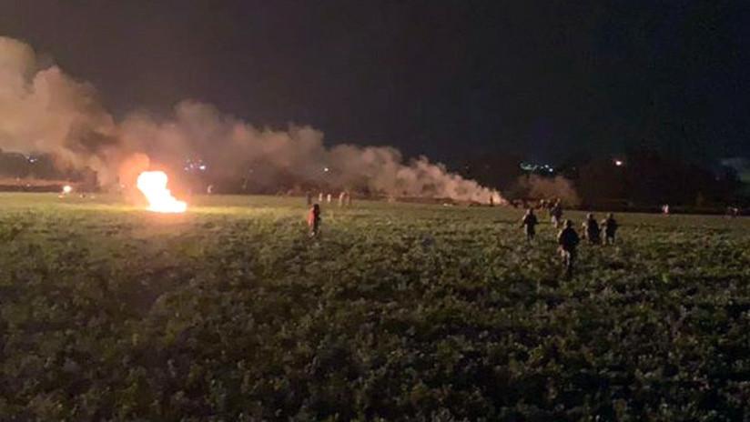 El Gobierno de México eleva a 89 el número de muertos en la explosión de un oleoducto de Pemex