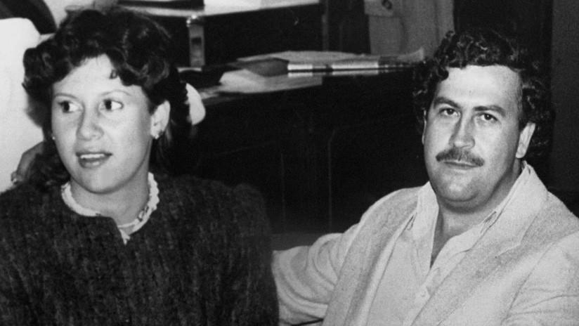 La viuda del narco Pablo Escobar asegura que se suicidó para proteger a su familia (FOTOS)