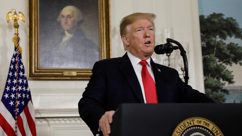 """Trump sobre el empleo fabril en EE.UU: """"He encontrado la varita mágica"""""""