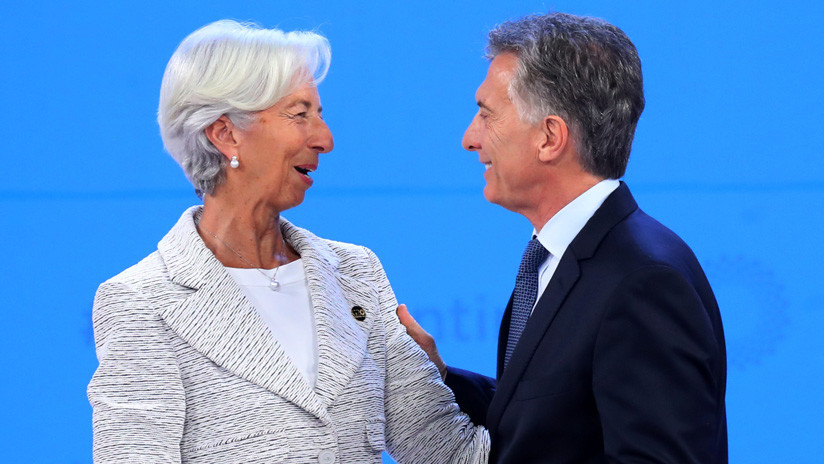 El FMI ratifica que Argentina tendrá otro año de recesión en 2019