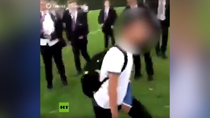 Estudiante sirio agredido demandará a Facebook por tolerar calumnias de un ultraderechista británico