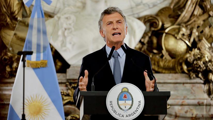 """El Congreso argentino discutirá el decreto para """"recuperar"""" bienes provenientes de """"la corrupción y el narcotráfico"""""""