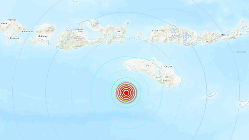 Un segundo terremoto sacude Indonesia en menos de seis horas