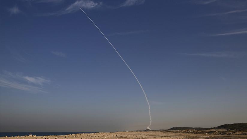 Israel prueba su sistema de defensa de misiles Arrow junto con EE.UU.