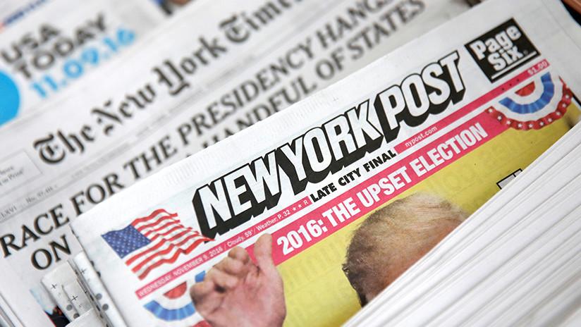 'Russiagate' desacreditado: los medios que promovieron historias falsas sobre la 'injerencia rusa'