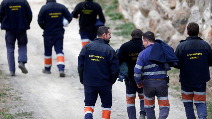 Un error de cálculo retrasa el rescate de Julen, el niño español atrapado en un pozo