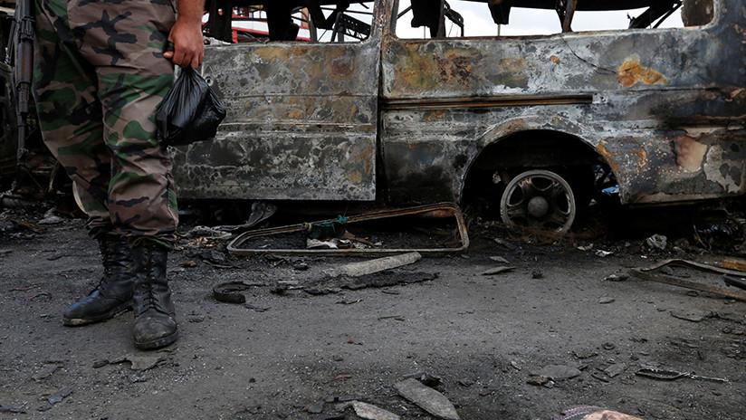 Un coche bomba explota en la ciudad siria de Latakia