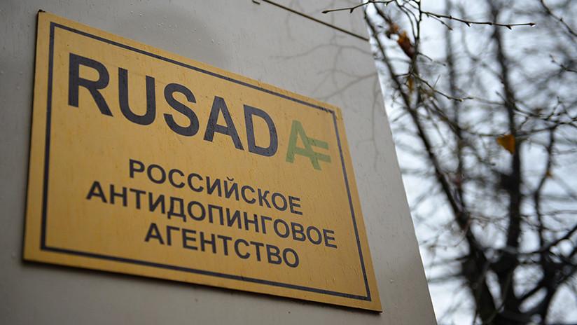 La WADA mantiene su decisión de restablecer los derechos de la Agencia Rusa Antidopaje