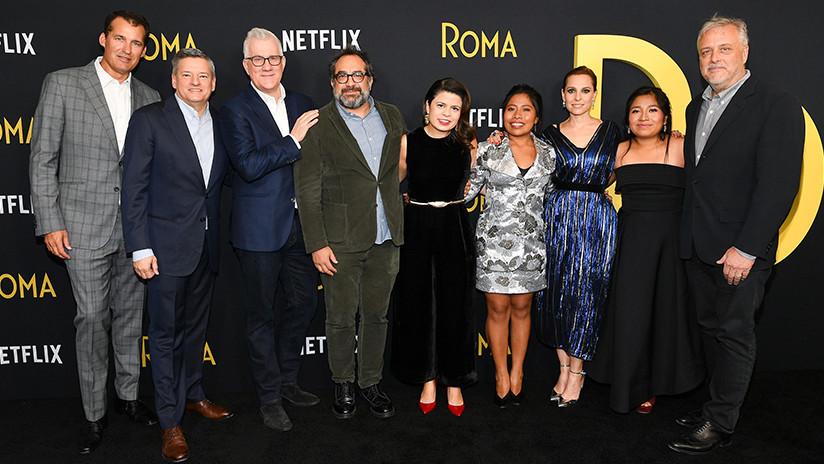 """""""Son muy buenas noticias"""": López Obrador celebra las nominaciones de 'Roma' al Óscar"""