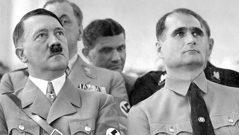 Desmentida una famosa teoría de la conspiración sobre Rudolf Hess, mano derecha de Hitler