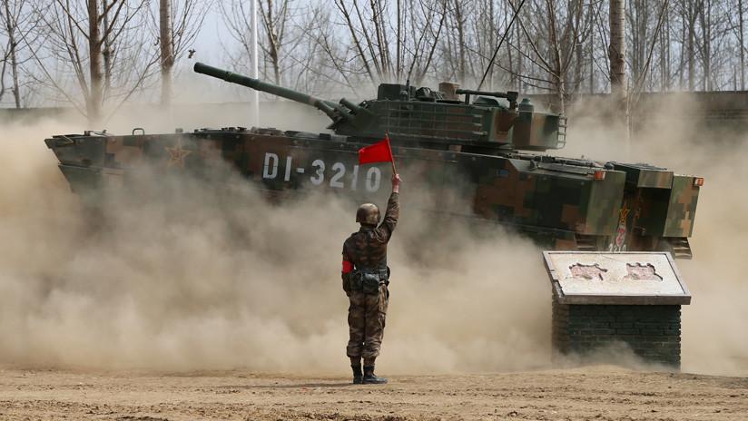 China reconoce que su Ejército no sabe usar sus tanques avanzados
