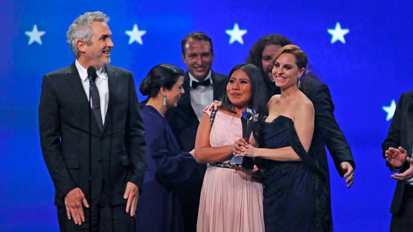 La mexicana Yalitza Aparicio se convierte en la primera indígena nominada a un Óscar como Mejor Actriz