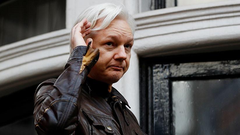 Abogados de Assange reclaman a EE.UU. que revele los cargos secretos contra el fundador de WikiLeaks