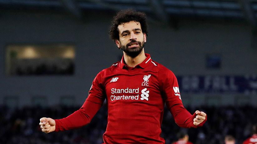 """Mohamed Salah elimina sus redes sociales tras publicar una confusa """"resolución"""" de año nuevo"""