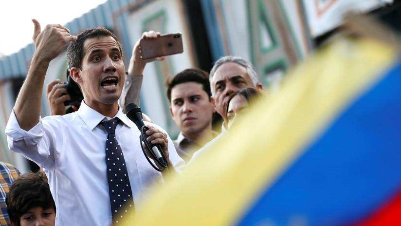 Todo sobre la autoproclamación del opositor Juan Guaidó como presidente encargado de Venezuela