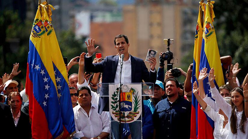 MINUTO A MINUTO: La situación en Venezuela tras la autoproclamación de Juan Guaidó como presidente