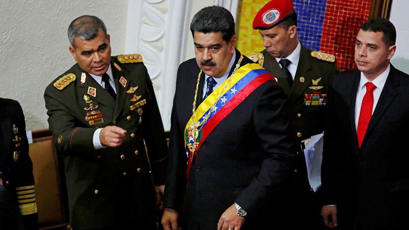 """Pompeo: EE.UU. insta a los militares venezolanos a """"apoyar la democracia y proteger a los ciudadanos"""""""