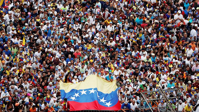 Venezuela tras la autoproclamación de Guaidó