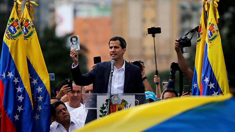 ¿Tiene derecho Juan Guaidó a autoproclamarse presidente de Venezuela?