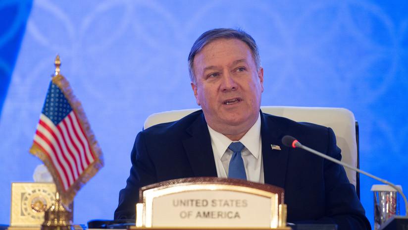 Pompeo afirma que Maduro carece de autoridad legal para romper relaciones diplomáticas con EE.UU.