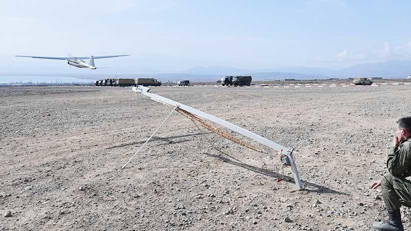 'Cazador': Sale a la luz la primera imagen del nuevo dron de ataque ruso S-70