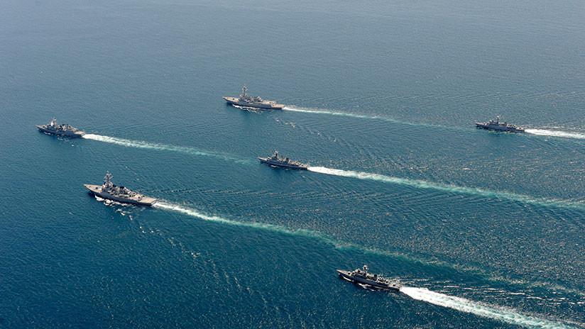 """Seúl acusa a Tokio de """"clara provocación"""" por sobrevuelo cercano de uno de sus buques de guerra"""