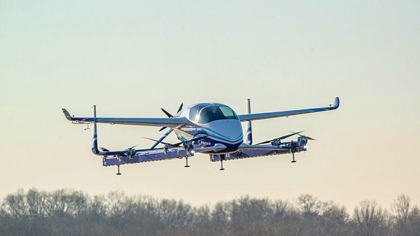VIDEO: Boeing realiza el primer vuelo de su avión de pasajeros autónomo diseñado para entornos urbanos
