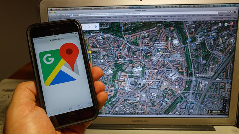 Google Maps ayuda a capturar a un hombre que se masturbó en la vía pública durante 4 años