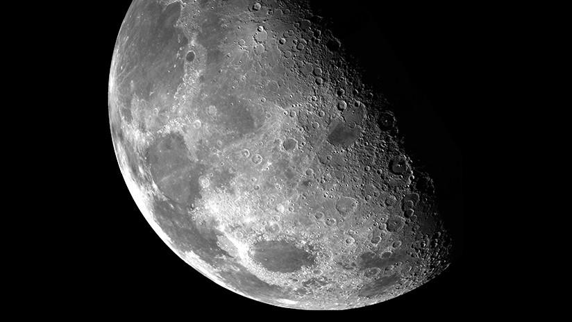 La colisión que formó la Luna pudo haber dado origen a la vida en la Tierra