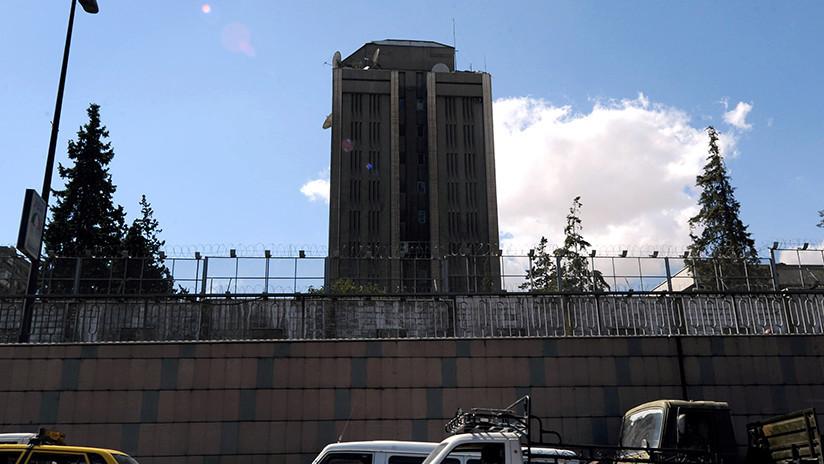 Reportan una explosión cerca de la Embajada rusa en Damasco