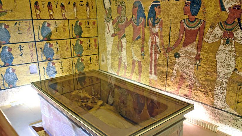 Egipto: Resuelven uno de los misterios relacionados con la 'maldición del faraón'