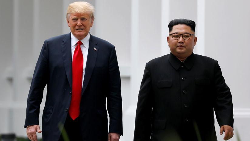 Kim Jong-un se manifiesta optimista sobre desnuclearización tras recibir carta de Trump