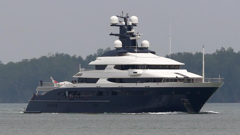 El Equanimity, un lujoso yate de 130 millones de dólares, busca dueño