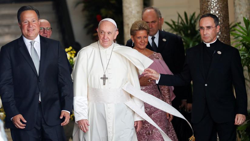 """El papa Francisco """"sigue de cerca"""" la situación en Venezuela"""