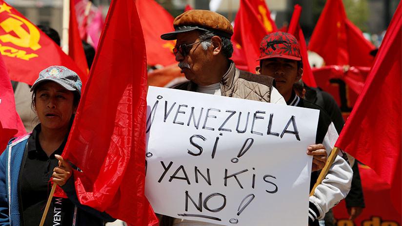 """""""Yo estoy dispuesto a dialogar"""": Maduro acepta propuesta de México y Uruguay"""