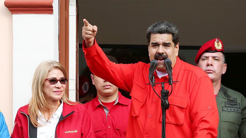 """Maduro responde a Pompeo: """"Hasta el domingo tienen 72 horas para retirarse"""""""