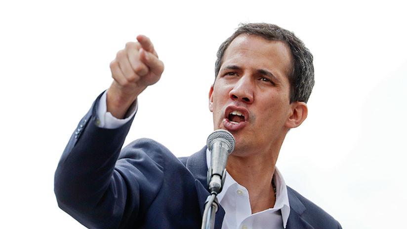México solicita a OEA revisar el estatus jurídico del nombramiento de Juan Guaidó