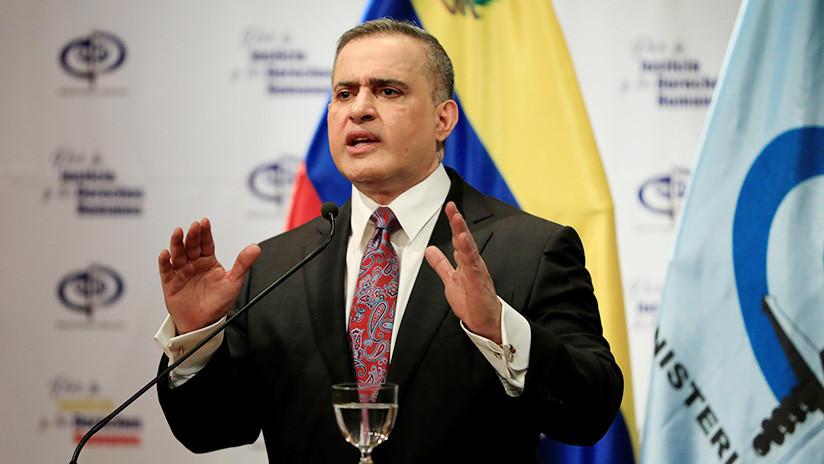 """Fiscal General de Venezuela llama al diálogo para """"resolver las diferencias en paz"""""""