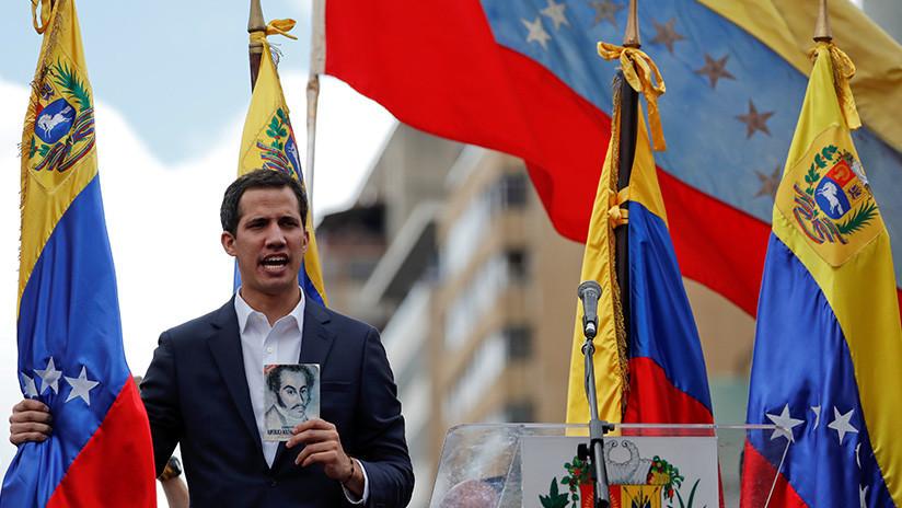 """Juan Guaidó asegura que podría ofrecerle una """"amnistía"""" al presidente Maduro"""