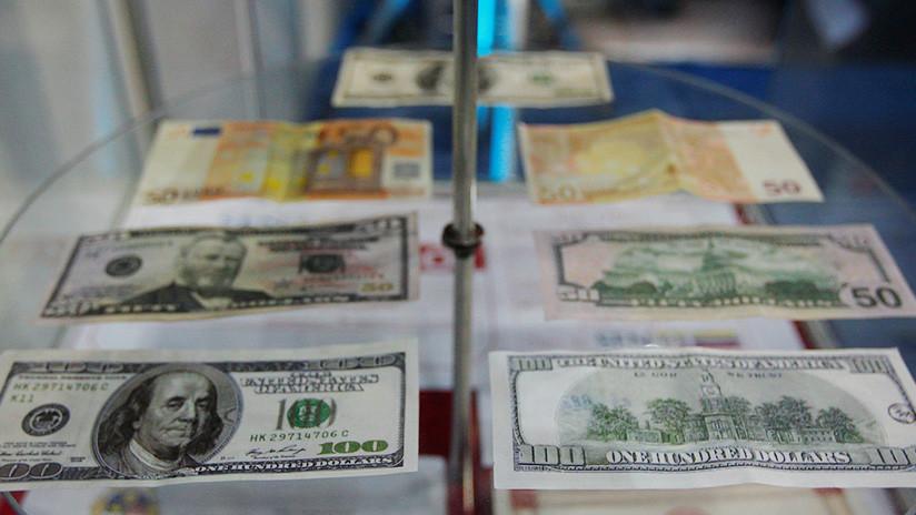 """Â¿EE.UU. ofrece como """"ayuda humanitaria"""" el dinero que le quita a Venezuela con las sanciones?"""