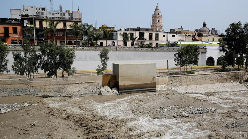 Perú: Decretan estado de emergencia en el sur del país ante la crecida de los ríos por las fuertes lluvias