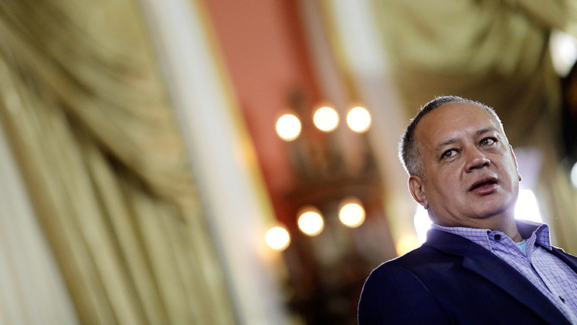 Diosdado Cabello responde a Guaidó sobre su supuesta reunión