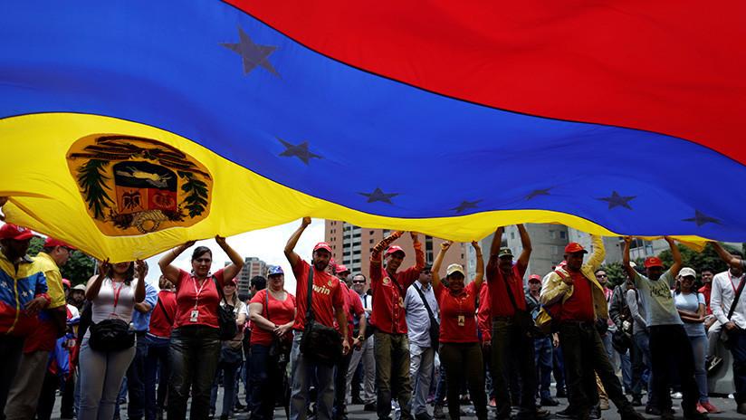 """Diplomático ruso a RT: """"Solo el pueblo venezolano tiene que decidir sobre sus autoridades legítimas"""""""