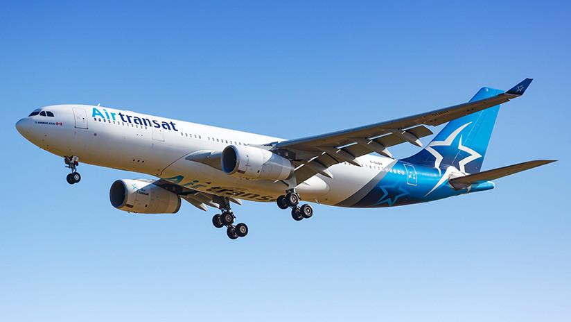 Hospitalizan a 10 pasajeros y evacúan un avión antes de despegar de Canadá por intoxicación