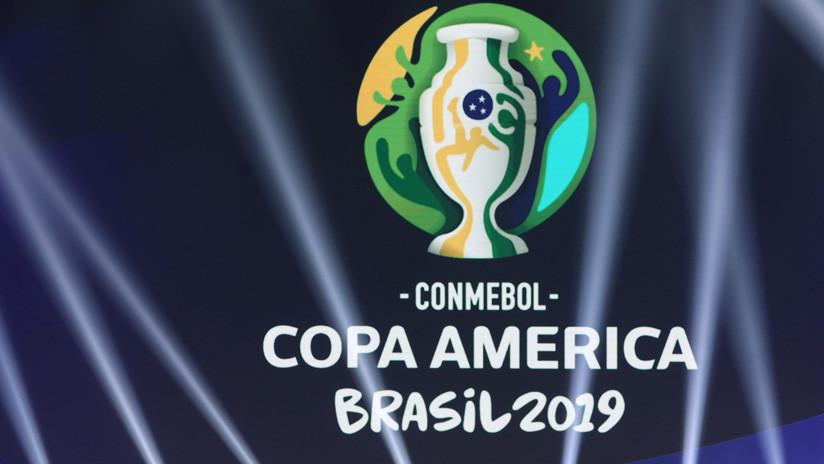Así quedan los grupos de la Copa América Brasil 2019