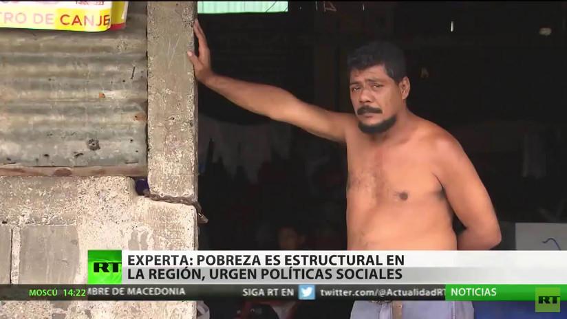 """""""La pobreza es un fenómeno histórico y estructural en América Latina"""""""