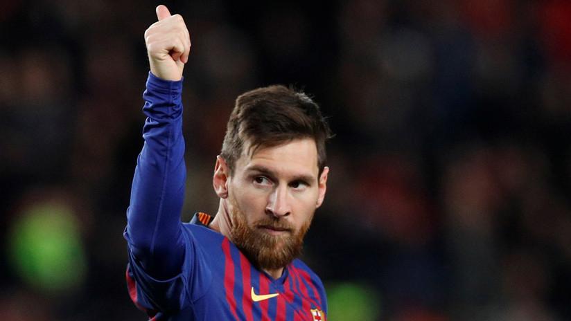 Lionel Messi pide que continúe la búsqueda de Emiliano Sala (FOTOS, VIDEO)