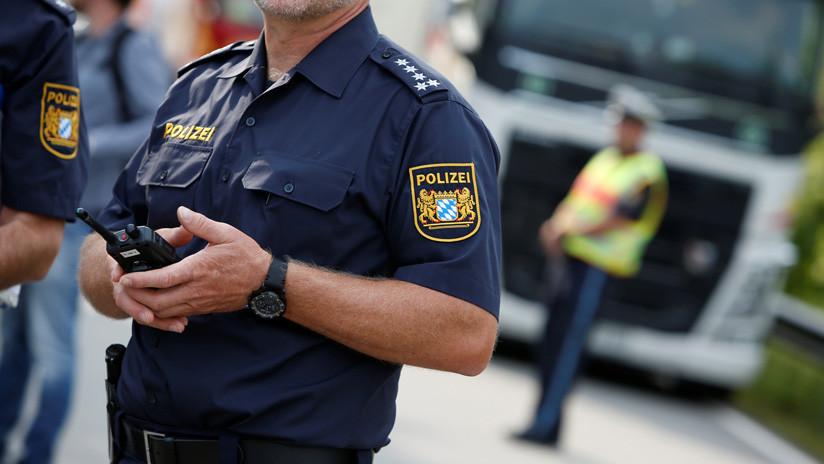 Evacuan a 500 pasajeros de un tren en Alemania por un aviso de bomba